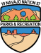 Navajo Nation Parks & Recreation Logo