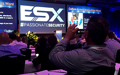 2018 Experience ESX