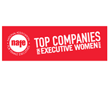 Top Companies Executive Women Badge