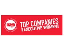 Top Companies Executive Women Badge