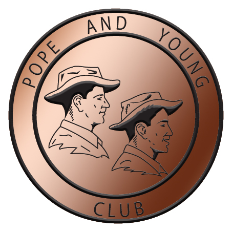 Pope & Young Club Logo