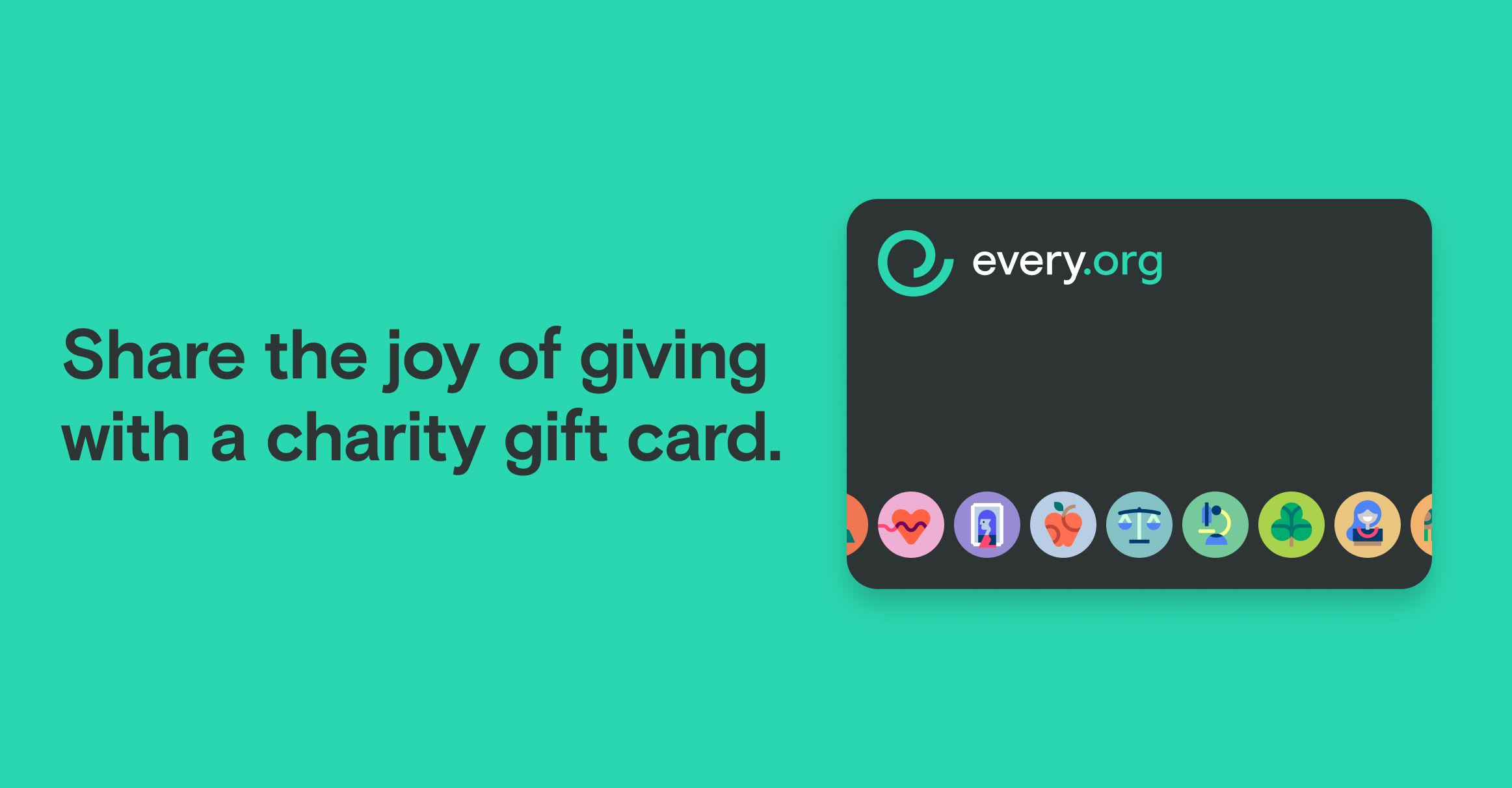 Charity Gift Cards: A Gift That Keeps On Giving