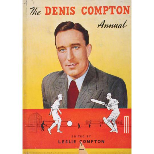 Dementia friendly Denis Compton Annual - A4 (210 x 297mm)