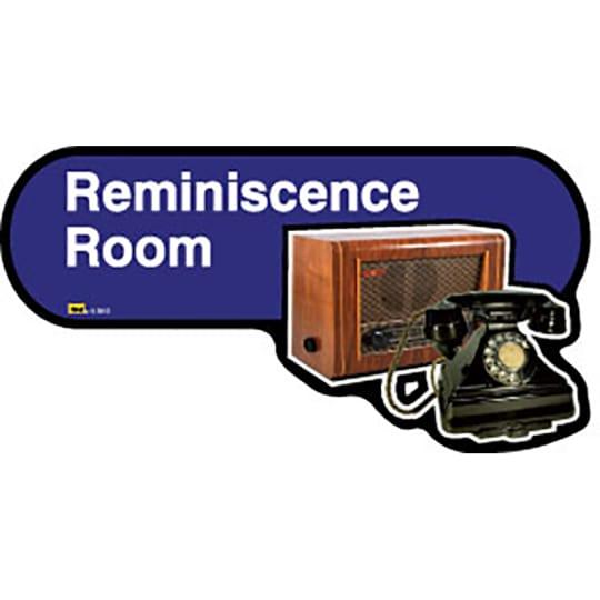 Reminiscence Room - Dementia Signage