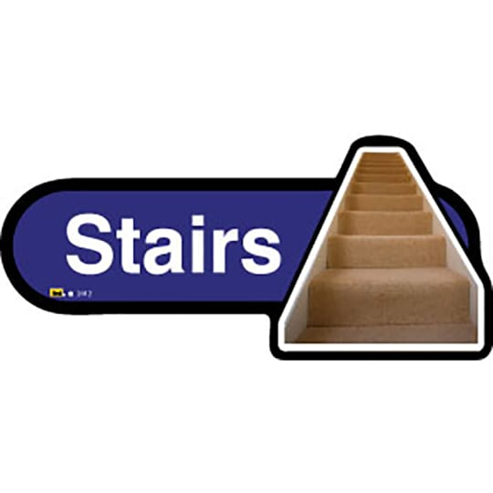 Stairs  - Dementia Signage