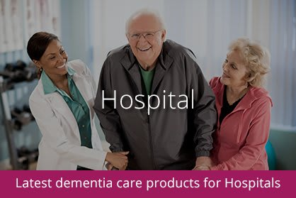 Hospital dementia products