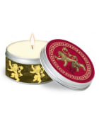 Game of Thrones. House Lannister scented candle. Small, cinnamon