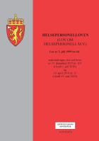 Helsepersonelloven (lov om helsepersonell m.v.)