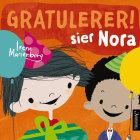 Gratulerer! sier Nora
