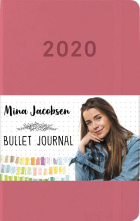 Mina Jacobsen. Bullet journal 2020