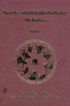 Norske middelalderballader, melodier