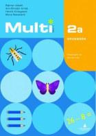 Multi 2a, 2. utgåve