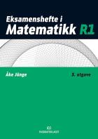 Eksamenshefte i matematikk R1