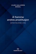 Å fremme andres prostitusjon