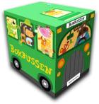 Bokbussen grønn
