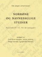 Norrøne og navnefaglige studier