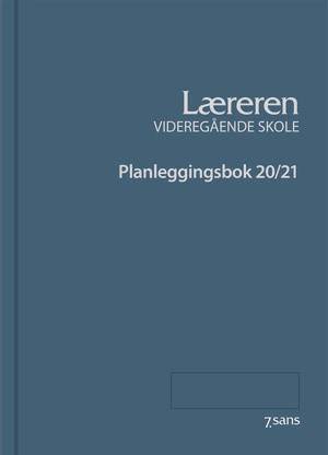 Læreren - VGS - Planleggingsbok 20/21