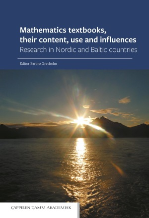 Mathematics textbooks, their content, use and influences