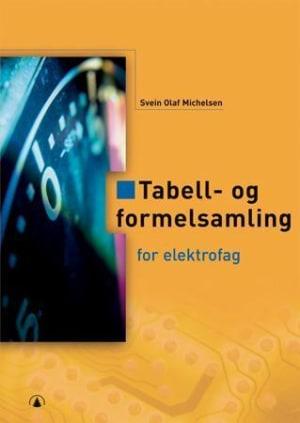 Tabell- og formelsamling for elektrofag