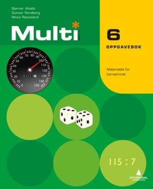 Multi 6, 2. utgave