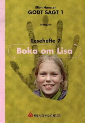 Godt sagt 1, Lesehefte 7   Boka om Lisa (NYN)