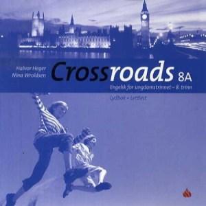 Crossroads 8A lettlest lydbok (gammel utgave)