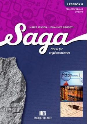 Saga Leseboka 8