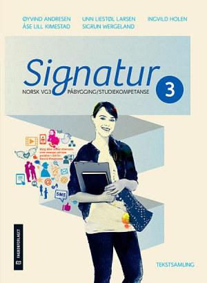 Signatur 3 tekstsamling