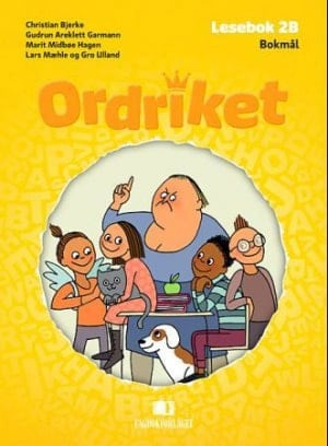 Ordriket 2B Lesebok, d-bok