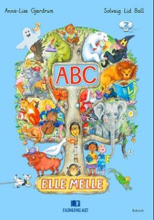 Elle Melle ABC, d-bok