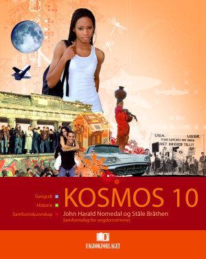 Kosmos 10 Elevbok, d-bok