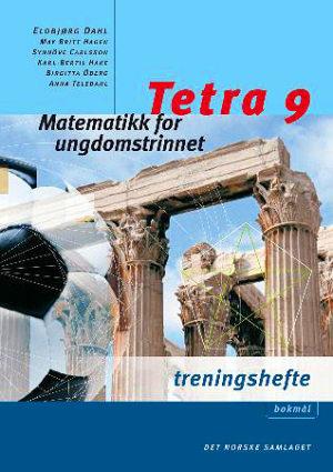 Tetra 9 Treningshefte, d-bok