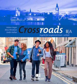 Crossroads 8A Lettlest (revidert), d-bok