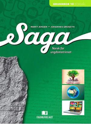 Saga 10 Grunnbok, d-bok