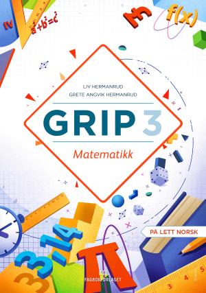 Grip 3 Matematikk Elevbok, d-bok (BM)