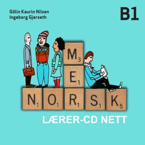 Mer norsk lærer-CD nett