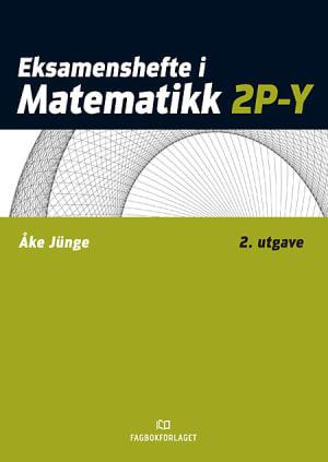 Eksamenshefte i matematikk 2P-Y