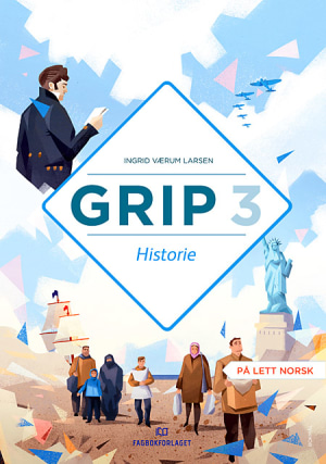 Grip 3 Historie Grunnbok (BM)