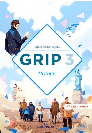 Grip 3 Historie Grunnbok, d-bok (BM)