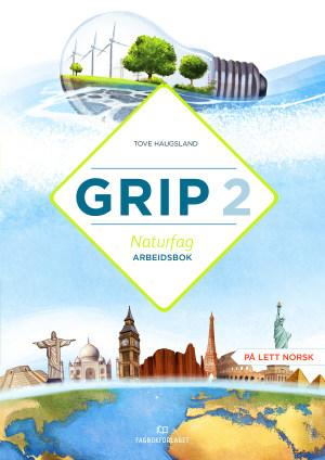 Grip 2 Naturfag Arbeidsbok (NYN)
