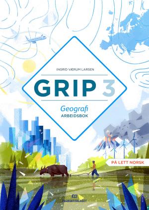 Grip 3 Geografi Arbeidsbok