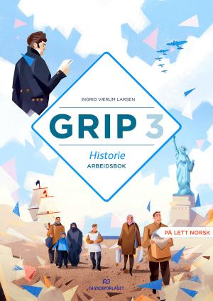 Grip 3 Historie Arbeidsbok