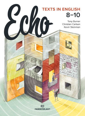 Echo Texts in English, d-bok