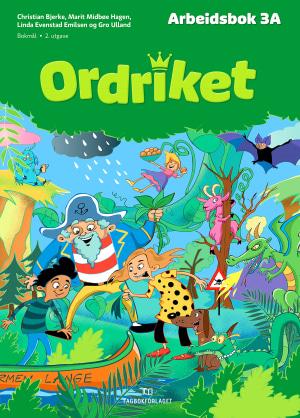 Ordriket 3A Arbeidsbok