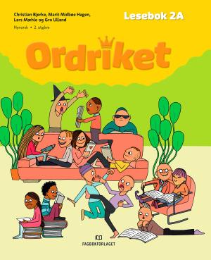 Ordriket 2A Lesebok