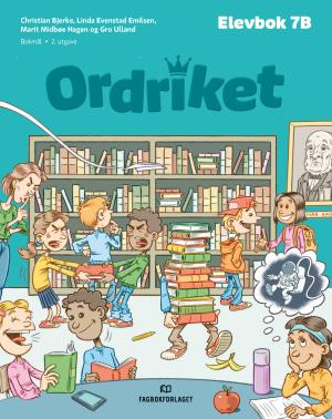Ordriket 7B Elevbok, d-bok