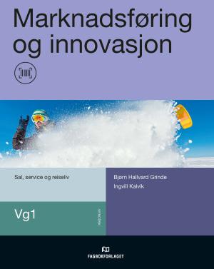 Marknadsføring og innovasjon, d-bok