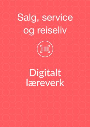 Salg, service og reiseliv digitalt læreverk