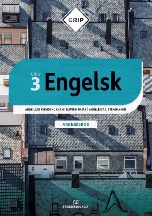 Grip 3 Engelsk Arbeidsbok