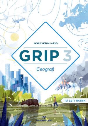 Grip 3 Geografi Lærarrettleiing, d-bok